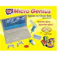 MicroGenius NB-1319 TV Oyun Dizüstü Görünümlü Klavyeli Atari Konsol