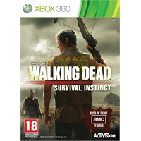 Walking Dead Survival Instinct Xbox 360