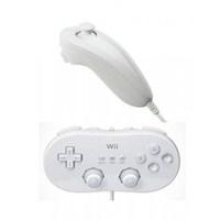 Tasco Wii Uyumlu HYS-W175 Nunchuck Controller + Joystick