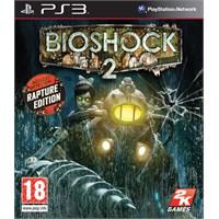 Bıoshock 2 Rapture Edıtıon 2 PS3