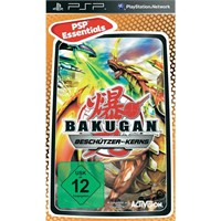 Bakugan Defenders Of The Core Essentıals Psp
