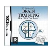 Nintendo OYUN DS Brain Training (SW)