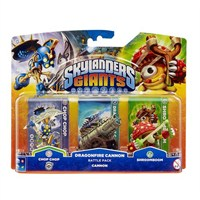 Skylanders Giants Macera Paketi Dragonfıre Cannon PSP