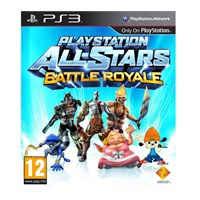 PS AllStars Battle Royale/EXP PS3
