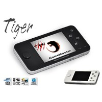 Gamestar Tiger Oyun Konsolu Siyah