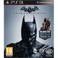 Batman Arkham Origins Limited Edition PS3