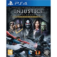 Injustice Gods Among Us Goty PS4
