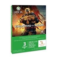 Xbox One / Xbox 360 Live 3+1 Ay Gold Üyelik Kartı