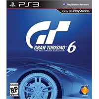 Gran Turismo 6 Türkçe 3D PS3