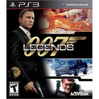 Bond Legends PS3