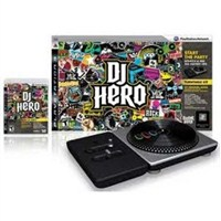 Dj Hero Bundle Wii
