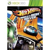 Hot Wheels Worlds Best Driver Xbox 360