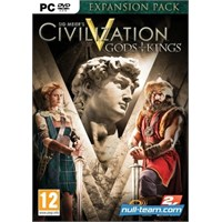 Sid Meiers Civilization V Gods & Kings PC