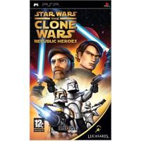 Star Wars Clone Wars Republic PSP