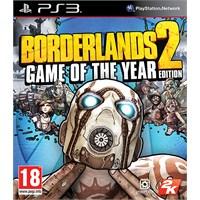 Borderlands 2 Goty PS3