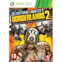 Borderlands 2 Vault Hunters Collectors Ed. Xbox 360
