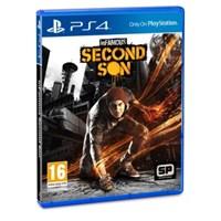 İnfamous Second Son Special Edition (Türkçe Dublaj ve Altyazı Seçeneği) PS4
