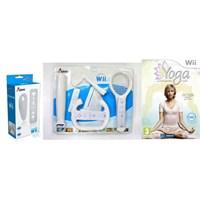 Wii Oyun Paketi Wii Axcess Silicon - Wiiyoga - Wiisporkit