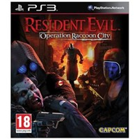 Resident Evil Operation Raccon City PS3