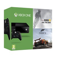 Xbox One 500 gb +Fifa 15 + Forza 5