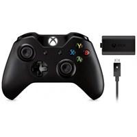 Xbox One Kablosuz Kumanda + Şarj Kiti