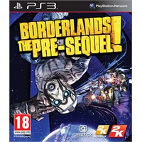 Borderlands The Presequel PS3