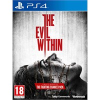 The Evil Within Standard Edition Incl The Fighting Chance PS4