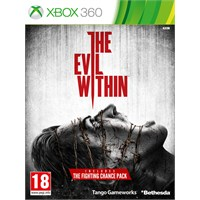 The Evil Within Limited Edition Incl The Fighting Chance Xbox 360