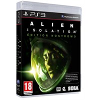 Alien İsolation Nostromo Edition PS3