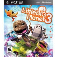 LittleBig Planet 3 PS3/ EAS