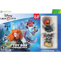 Disney Infinity 2.0 Originals Starter Pack Xbox 360
