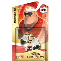 Disney Infinity Crystal Cars The Incredibles Mr.Incredible