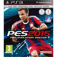 PES 2015 PS3 Bundle
