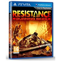 Resistance : Burning Skies PS Vita
