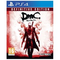 DMC Devil May Cry PS4
