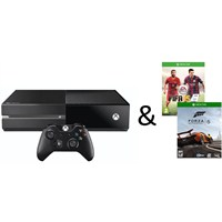Microsoft Xbox One 500 Gb + Fifa15 + Forza5