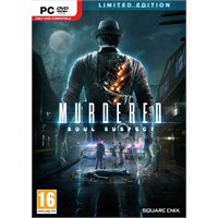 Murdered Soul Suspect Limited Edition PC