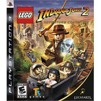 Disney Lego Indiana Jones 2 Ps3