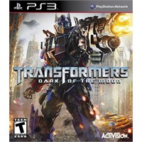 Transformers Dark Of The Moon Ps3 Oyunu