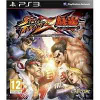Street Fıghter Tekken Ps3 Oyun