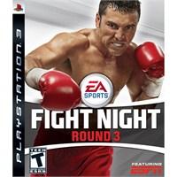 Fıght Nıght Round 3 Ps3 Oyun
