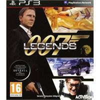 007 Legends Ps3 Oyunu