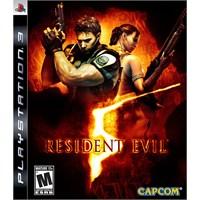 Resident Evil 5 Ps3 Oyunu