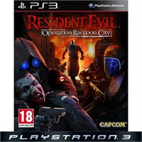 Resident Evil Operation Raccoon City Ps3 Oyunu