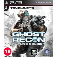 Tom Clancy's Ghost Recon Future Soldier Ps3 Oyunu