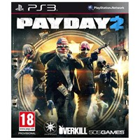 Pay Day 2 Ps3 Oyunu