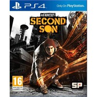 İnfamous Second Son Ps4 Oyunu