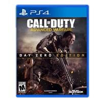 Call Of Duty Advanced Warfare Day Zero Edition Ps4 Oyunu