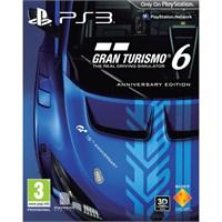 Gran Turismo 6 Anniversary Edition Ps3 Oyunu