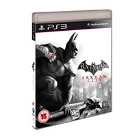 Batman Arkham City Ps3 Oyunu